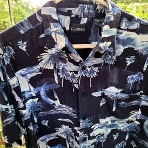 Beach Botton Shirt